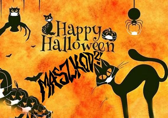 Halloween MaszkRajz verseny