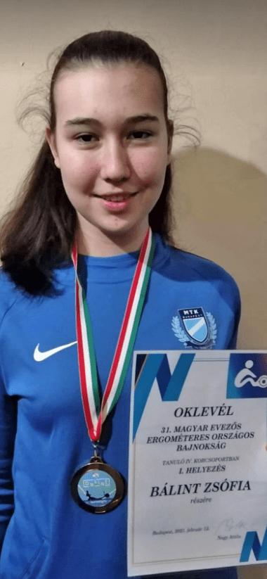 31. Magyar Evezős Ergométeres Országos Bajnokság
